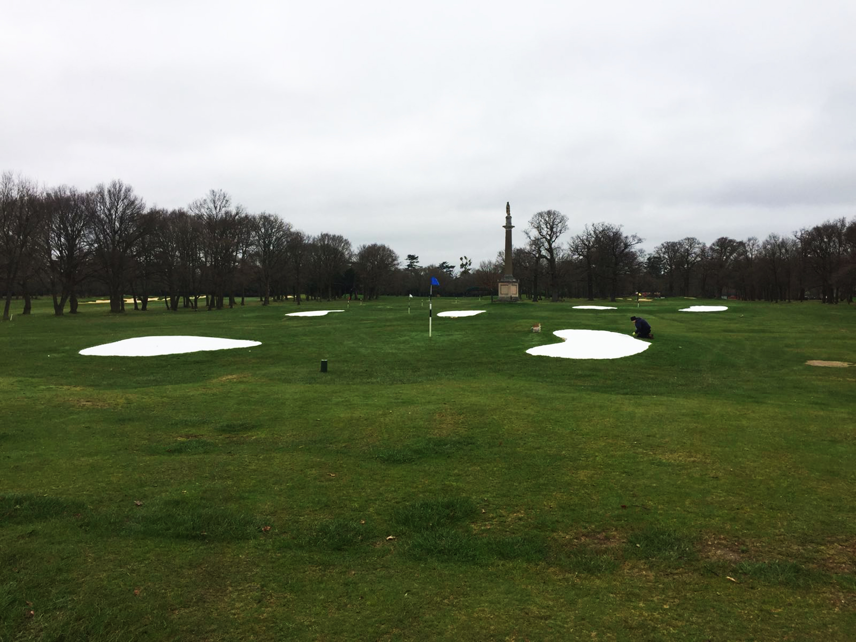 Stoke Park Driving Range Outfield