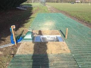 Brickhampton Golf Complex - Automated Ball Management System