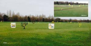 Tonbridge Golf Centre Before & After