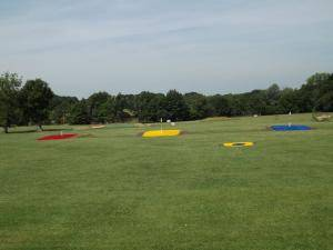 FourAshes Driving Range Outfield