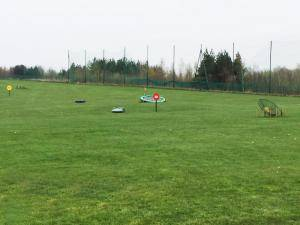 Waterfront Golf Centre Outfield Robots